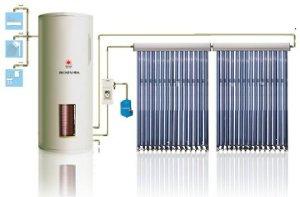 """Солнечный коллектор для отопления дома. Комплект """"Зима 100"""""""
